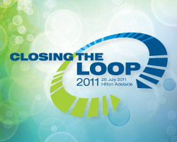SISA Conference - Closing the Loop 2011 - Registration