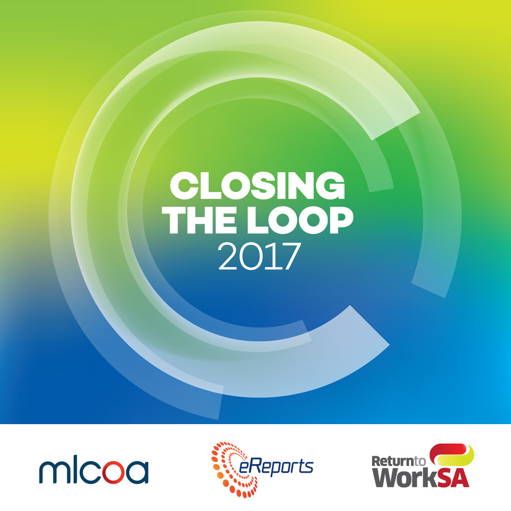 SISA CONFERENCE 2017 - CLOSING THE LOOP